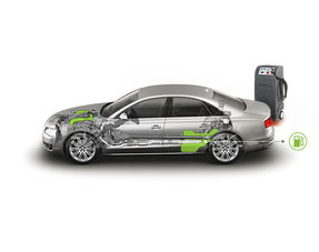 Benzine motor