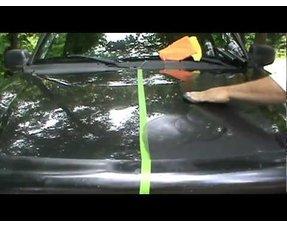 Auto polish (stap 3)