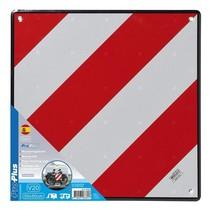 Markeringsbord aluminium 50x50cm voor Spanje V20