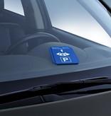 ProPlus Parkeerschijf NL/D/F/GB met Ijskrabber & Winkelwagenmuntjes