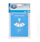 ProPlus Parkeerschijf met Zuignapbevestiging