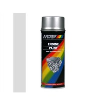 Engine Paint Aluminium 04093