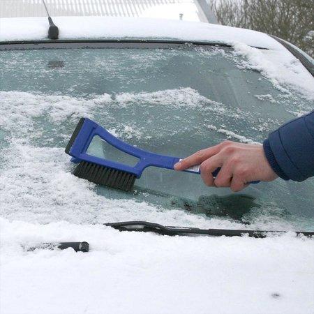 ProPlus Sneeuwborstel 14,5 inch met ijskrabber