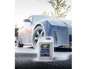 Auto wassen (stap 1)