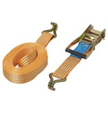 ProPlus Spanband met ratel + 2 haken 8 meter 5000kg