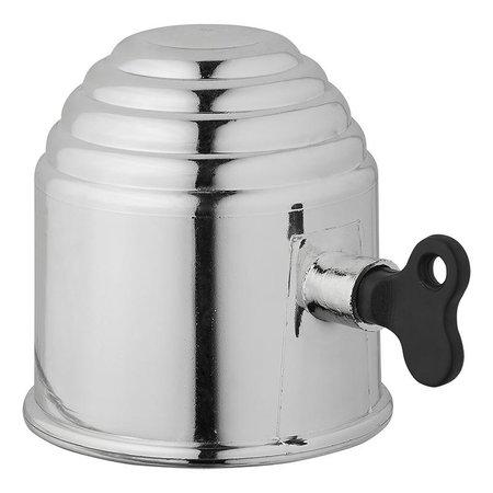 ProPlus Trekhaakdop chroom met slot
