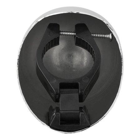 ProPlus Trekhaakdop chroom metaal opklapbaar