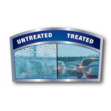 RainX Rain X 2-in-1 Glasreinigingsmiddel + Anti Regen Regenafstoter 500 ml