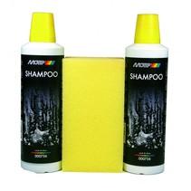 Motip Shampoo Wash and Shine 2x500ML