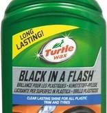 Turtle Wax Turtle Wax Black In A Flash 300ml