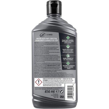 Turtle Wax Turtle Wax Hybrid Solutions Ceramic Acrylic Black Polish - 500ml