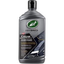 Turtle Wax Hybrid Solutions Ceramic Acrylic Black Polish - 500ml