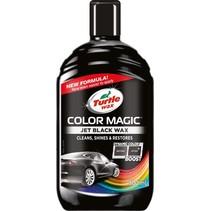 Turtle Wax Color Magic Jet Black Wax Zwart 500ml