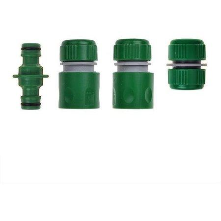 ProPlus Proplus Koppelingset voor tuinslang 4-delig