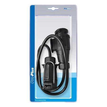 ProPlus Proplus Verloopkabel 80cm van 13- naar 7-polig
