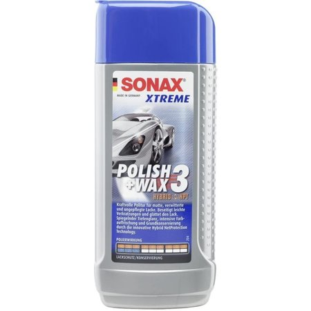 Sonax Sonax eXtreme Polish & Wax nr3 250ml