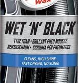 Turtle Wax Turtle Wax Wet N Black Tyre Foam 500ml
