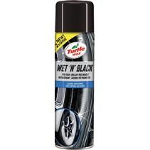Turtle Wax Wet N Black Tyre Foam 500ml