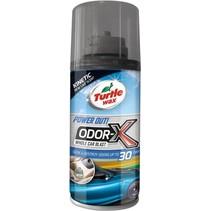Turtle Wax Power Out Odor-X Whole Car Blast- New Car 100ml