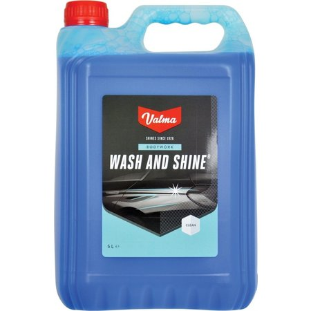 Valma Valma Wash and Shine 5 Liter