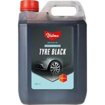 Valma Banden Zwart 2,5 Liter
