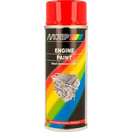 Motip Motip Engine Paint rood 400ml