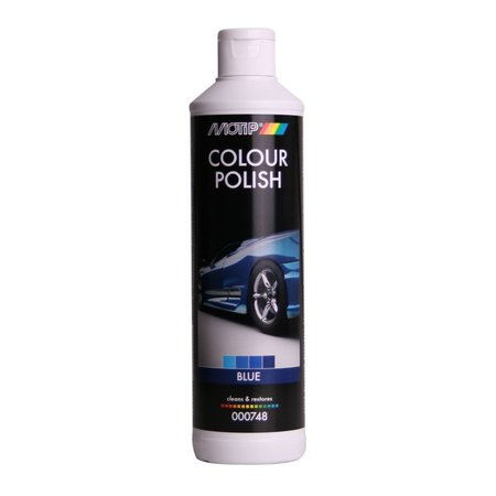 Motip Motip Colour Polish Blue 500ml