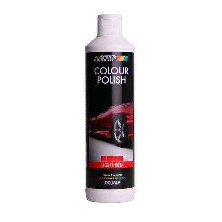 Motip Motip Colour Polish Light Red 500ml