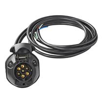 Proplus Trekhaakkabelset 7+1-polig PVC + 1,50M kabel 8 aderig