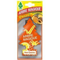 Luchtverfrisser Arbre Magique -  Fruit Cocktail (1st)