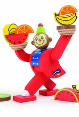 Circus Monkey Balancing Game