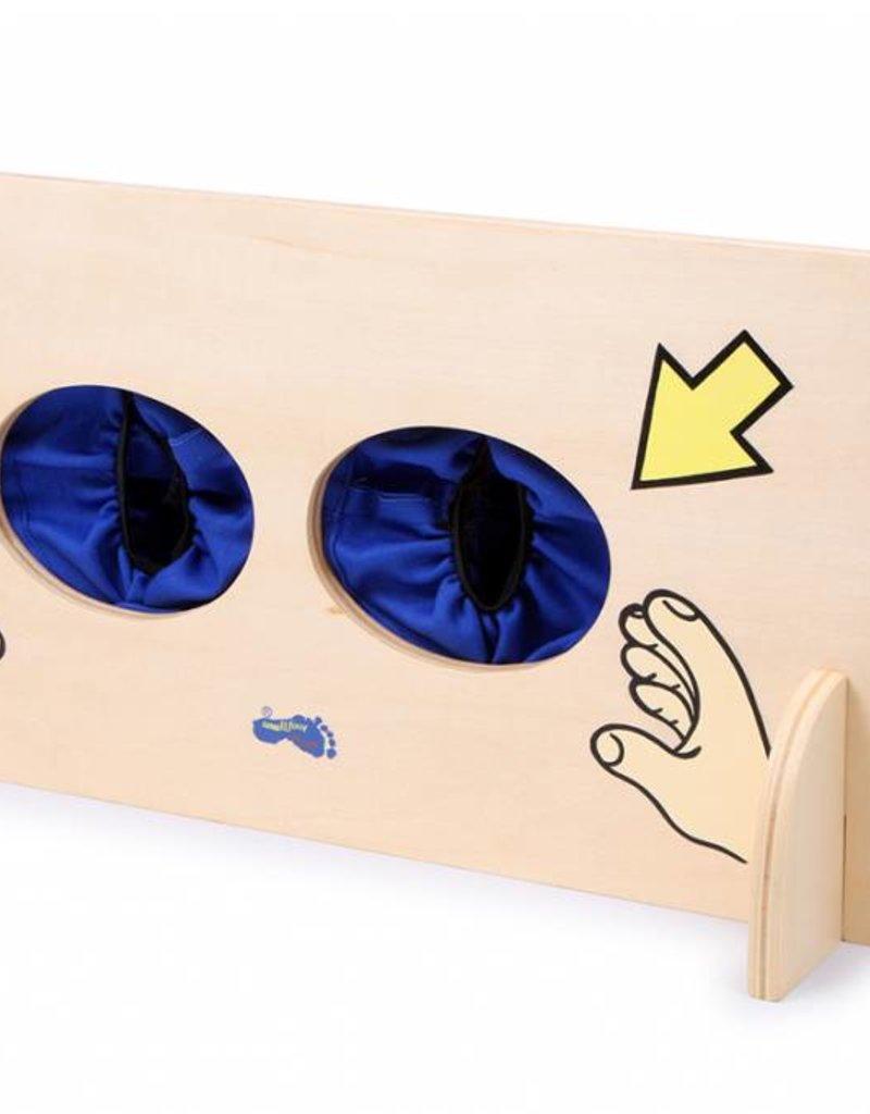 Sense-Game Touch Wall