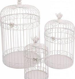 6725 - Vintage-Decoration Birdcage