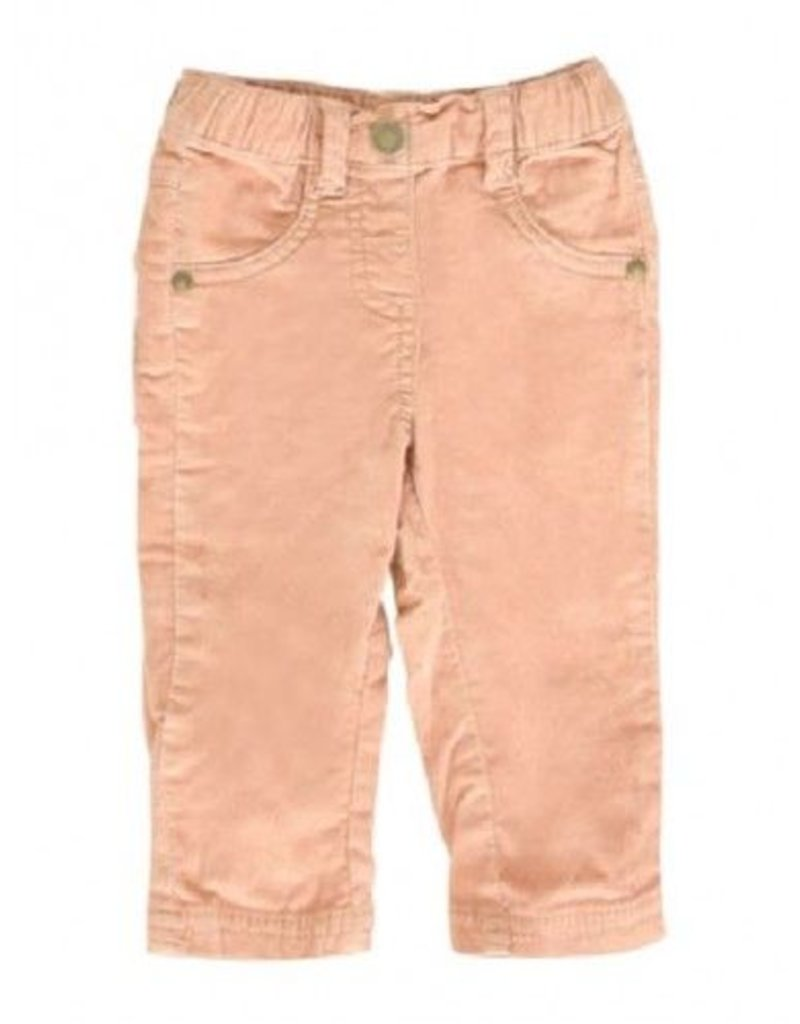 Lemon Beret  Baby girls pant  pink