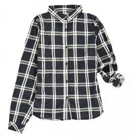 Lemon Beret Teen girls blouse black