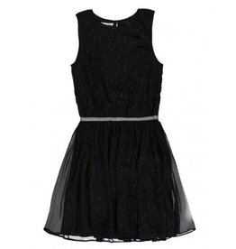Lemon Beret Nocturne teen girls dress black