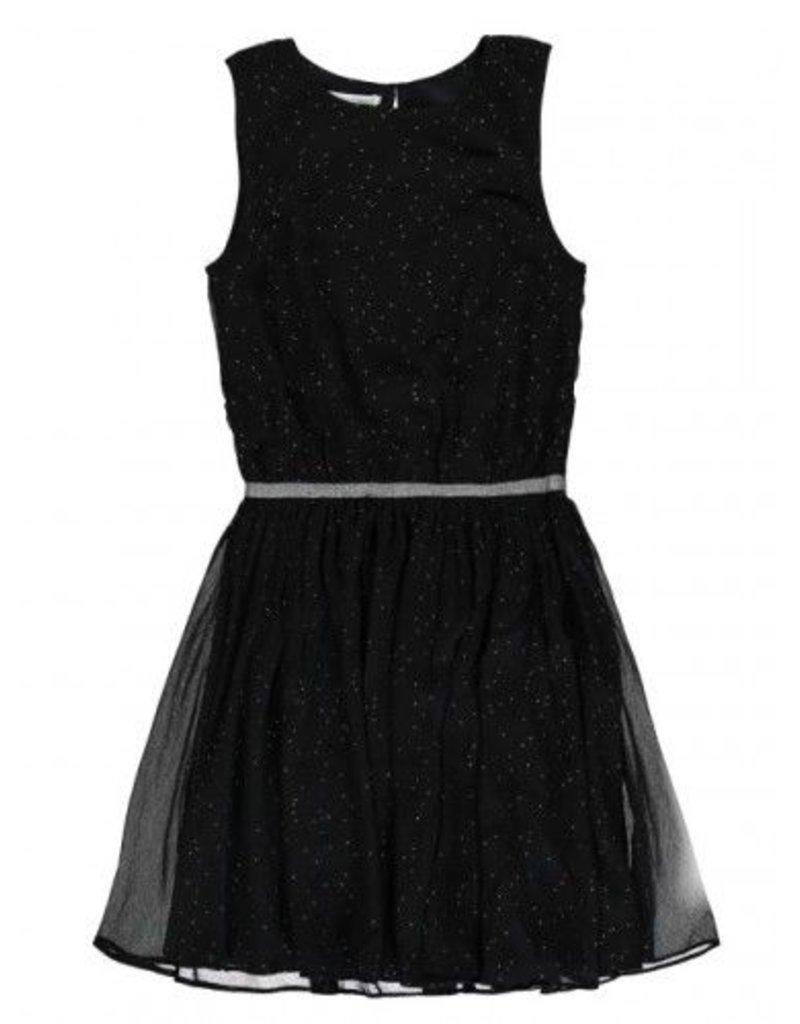 Lemon Beret  Teen girls dress black