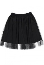 Lemon Beret 134978 Nocturne teen girls skirt black