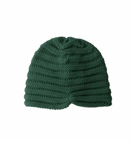 Bamboo & Love  AW17-AC31 KNIT TURBAN C19 - BOTTLE GREEN