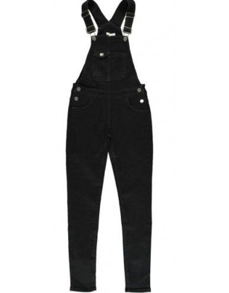 Lemon Beret Teen Girls overall black
