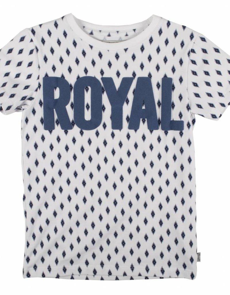 Rumbl! Royal T-shirt royal