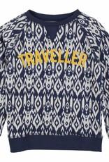 Rumbl! Royal Sweater traveller