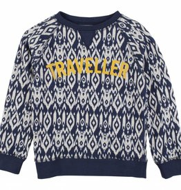Rumbl! Royal sweatshirt traveller