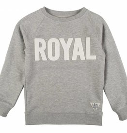 Rumbl! Royal Sweater royal
