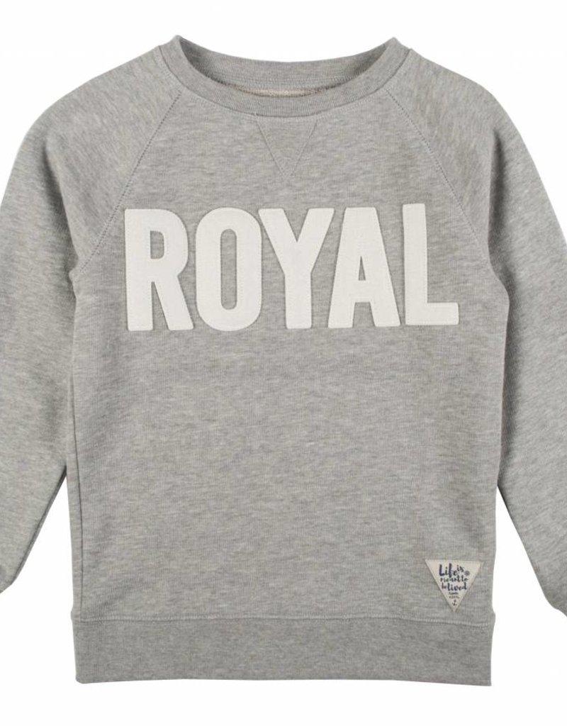 Rumbl! Royal Sweater royal