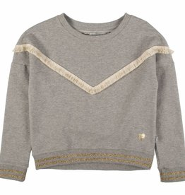 Rumbl! Royal Sweatshirt grey