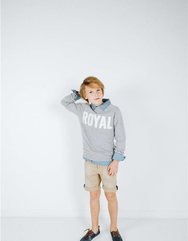 Rumbl! Royal Sweatshirtroyal