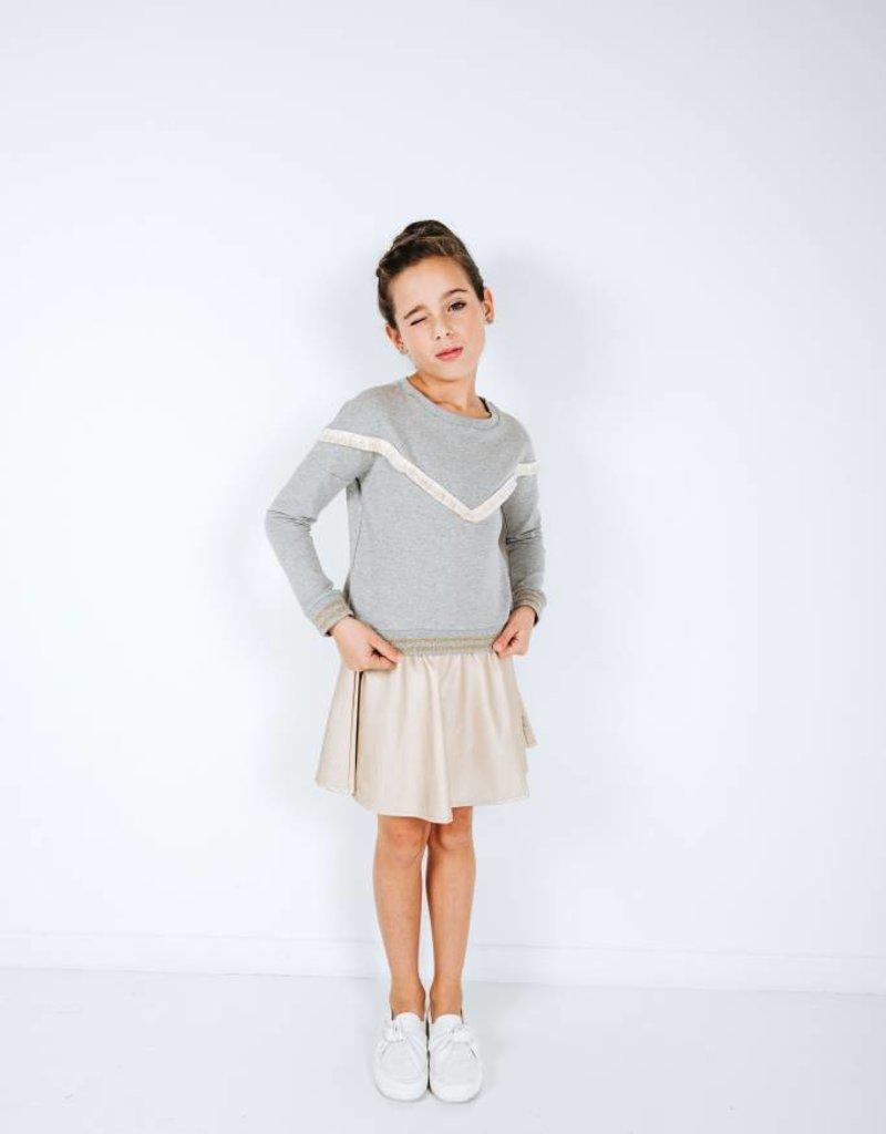Rumbl! Royal Sweatshirt grey