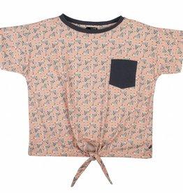 Rumbl! T-shirt Roze