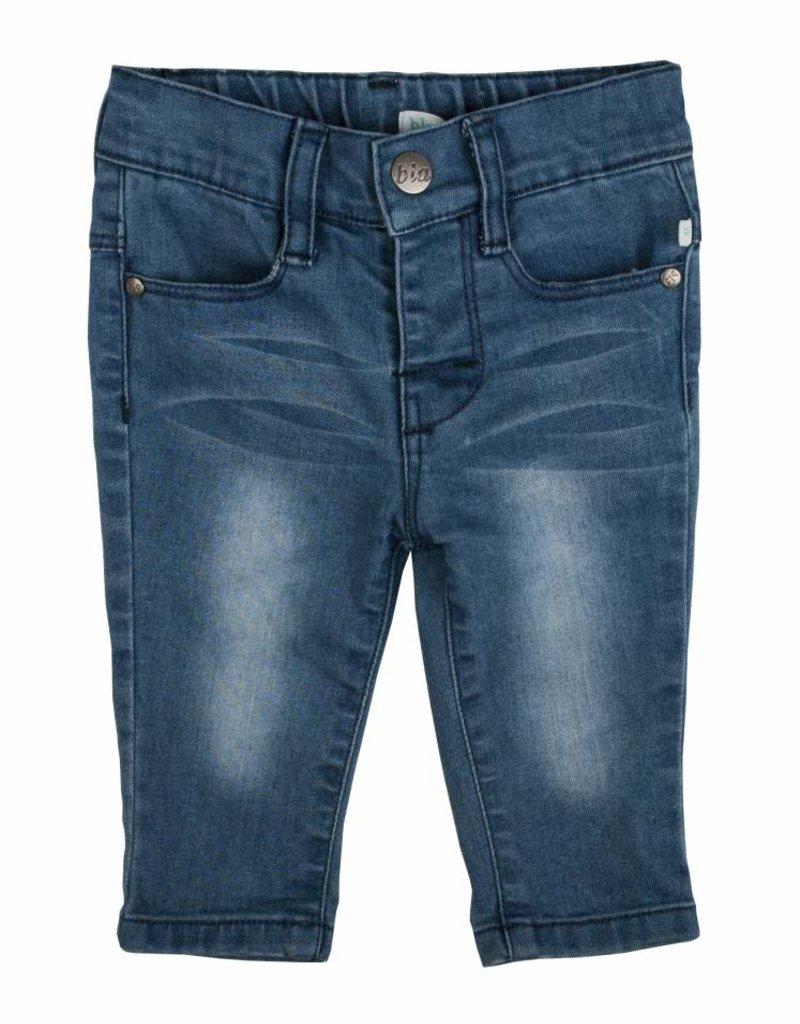 Bla bla bla Slim fit stretch jeans blue